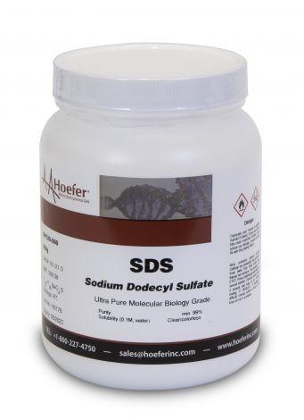 Sodium Dodecyl Sulfate (SDS) Powder