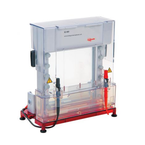 SE400 Air-Cooled Vertical Protein Electrophoresis Unit