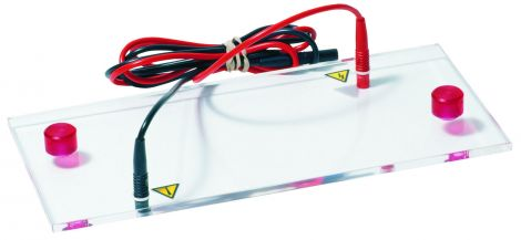 Lid with High Voltage Leads forTE42 and TE62